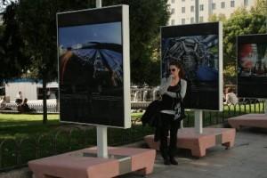 """Exposición """"El CERN a través de los ojos de Peter Ginter, la visión de un poeta"""""""