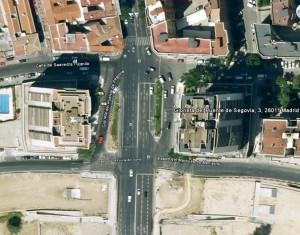 Torres Puente de Segovia