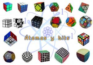 Algunos tipos de puzzles basados en el Cubo de Rubik