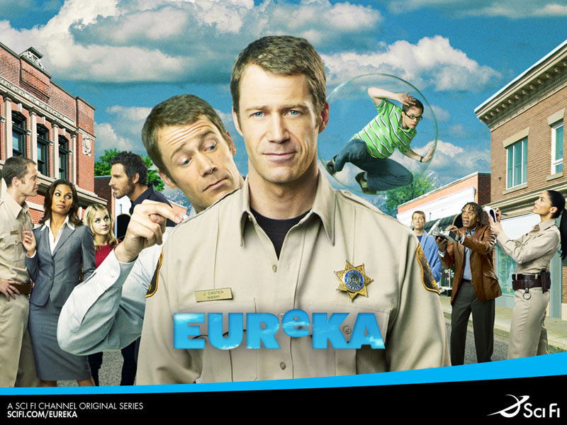 Eureka y los guionistas con problemas de insolaci n - Eureka soluciones ...