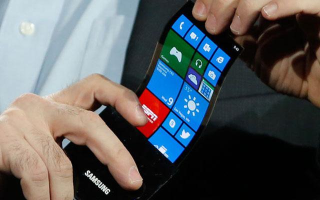 Pantalla Youm de Samsung