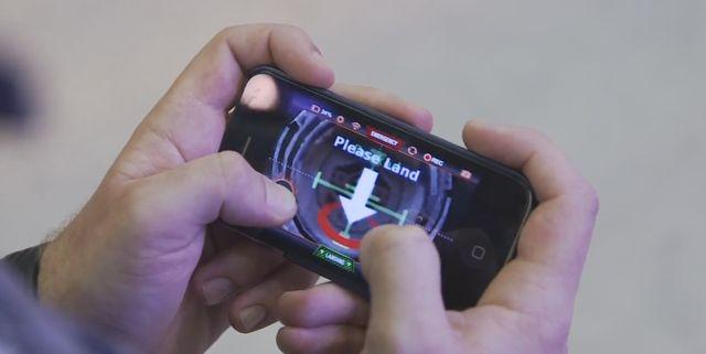 AstroDrone iPhone