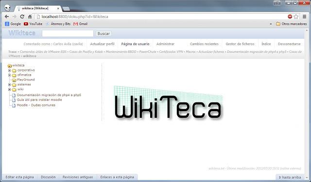 Wikiteca