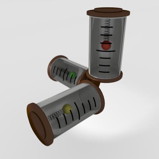 Acelerómetro con 3 ejes